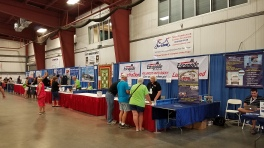 Commercial Vendor booths