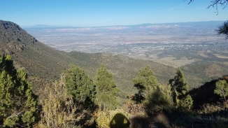 See the whole Verde Valley from atop Mingus Mountain